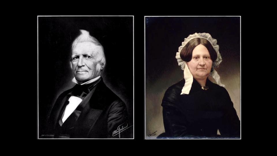 Louis-Joseph 1786-1871 et Julie Papineau 1795-1862