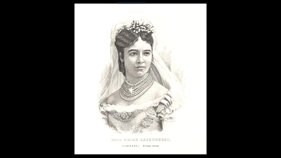 Emma Albani (1847-1930)