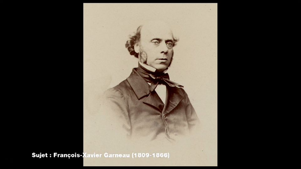 François-Xavier Garneau (1809-1866)