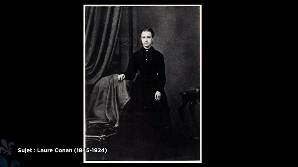 Laure Conan (1845-1924)