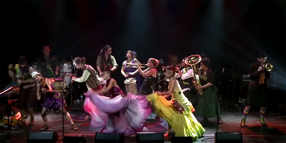 Fabrice Koffy, Gypsy Kumbia Orchestra, Gotta Lago