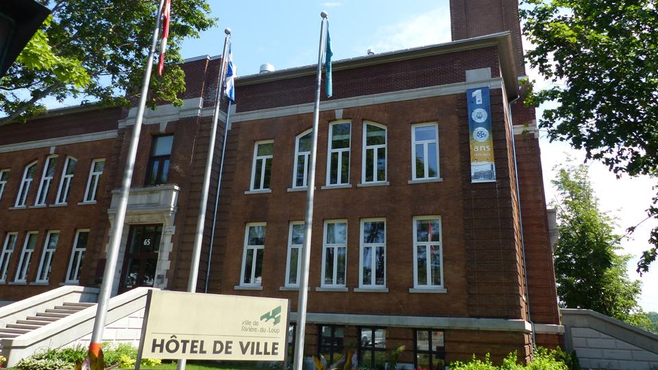Conseil de ville de Rivière-du-Loup