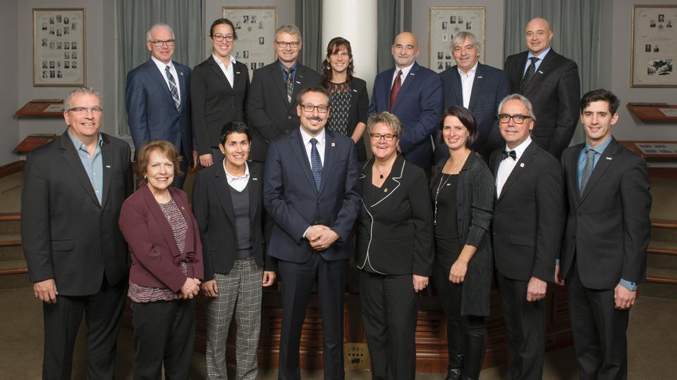Séance du conseil de Sherbrooke du 1 février 2021