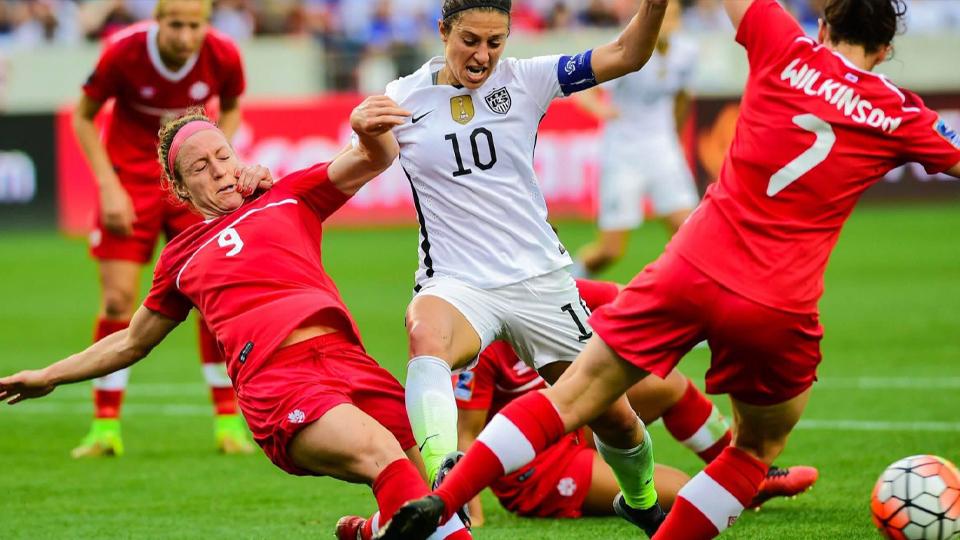 Femmes marquantes du sport en Estrie