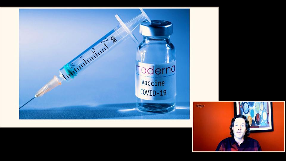 Vaccination, Cégep et député