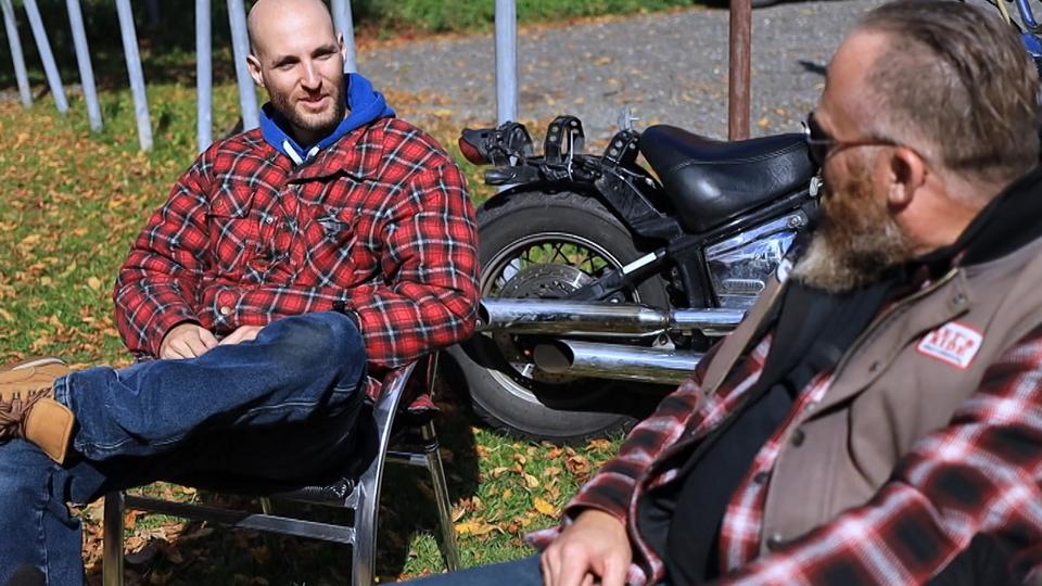 Eric Simoneau, réalisateur de l'émission