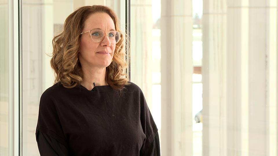 Entrevue avec Cynthia Gagnon